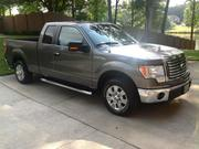 ford f-150 Ford F-150 XLT Extended Cab Pickup 4-Door